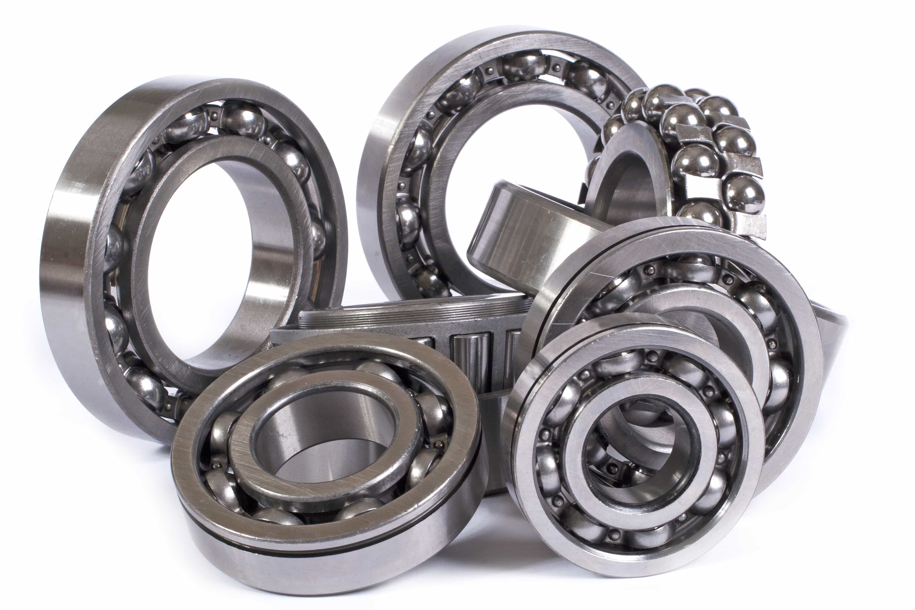 Aircraft parts and Accessories: ball bearings